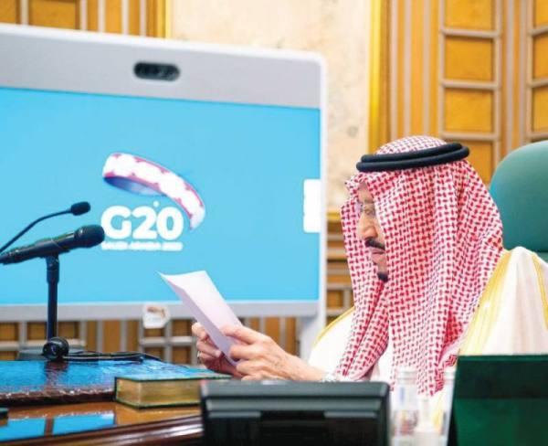 السعودية.. مركز صناعة القرار العالمي لمواجهة كورونا
