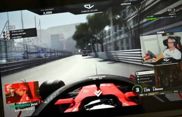 فورمولا 1 : الغاء جائزة فرنسا وسيلفرستون من دون جمهور