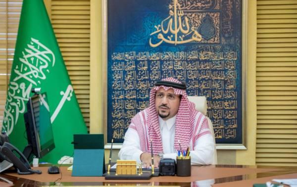 أمير القصيم يطلع على دراسة إعادة تصميم تقاطعات طريق الملك سلمان بمدينة بريدة