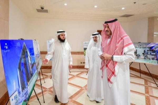 فيصل بن سلمان يدشن عدداً من المشاريع الصحية بالمدينة