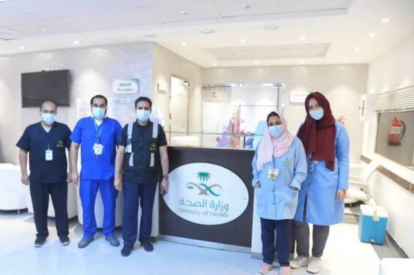 عيادة للتبرع بالدم في مكة والتسجيل عبر «موعد»