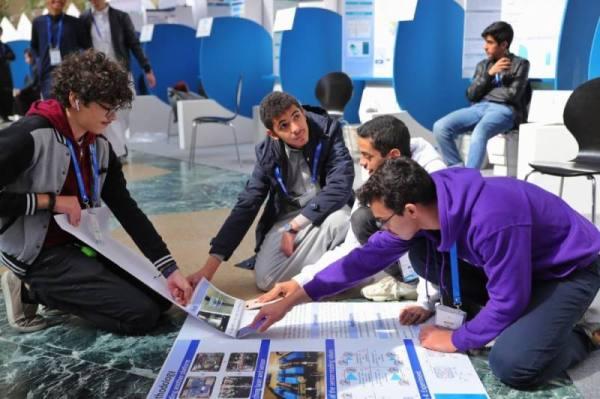موهبة: 20 طالب وطالبه يمثلون المملكة في مسابقة آيسف 2020 الدولية