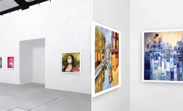 «من الداخل» يستقطب إبداعات الفنانين السعوديين في العزل المنزلي