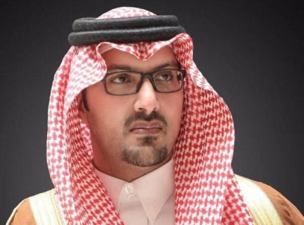 نائب أمير المدينة يرفع التهنئة لخادم الحرمين وولي العهد بمناسبة عيد الفطر