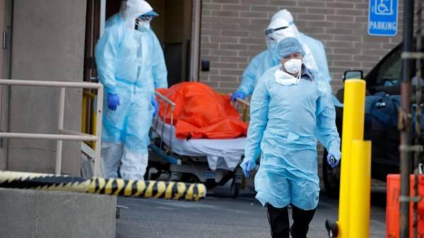 الولايات المتحدة: 26177 إصابة مؤكدة بكورونا و 696 حالة وفاة