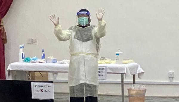 تدريب 356 طبيبا وممرضا للتعامل مع الحالات الحرجة بحفر الباطن