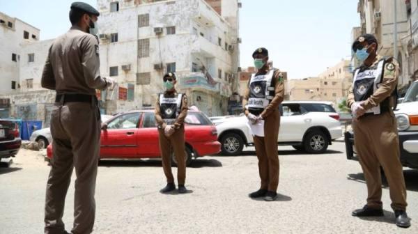 شرطة مكة تكثف جولاتها لرصد مخالفات الإجراءات الاحترازية