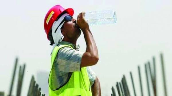 استثناء عمال الصيانة من قرار منع العمل تحت الشمس