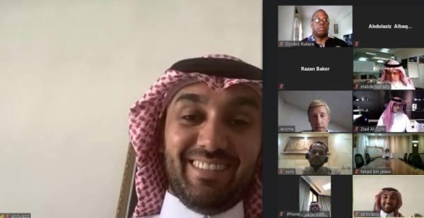 انطلاق اللقاءات الشهرية للأولمبية السعوديّة بنقاش حول