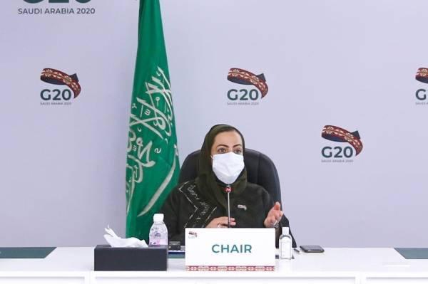 منتدى مجموعة الـ20 يسلط الضوء على المرأة في المناصب القيادية