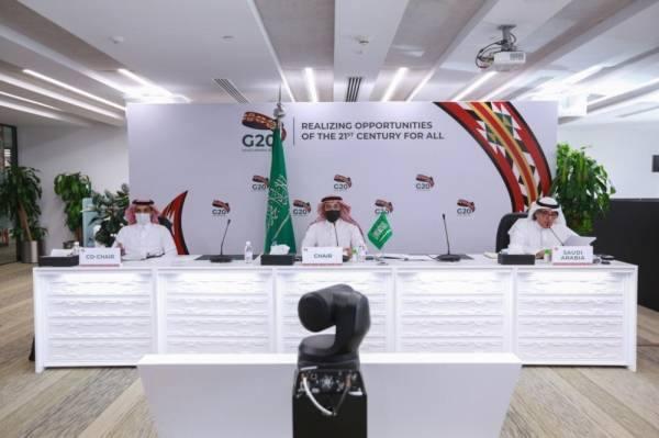 مجموعة الـ20 تركز على مبادرات التجارة والاستثمار في ورشة بالرياض