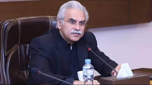 باكستان : بعد وزير الخارجية.. إصابة وزير الصحة بـ