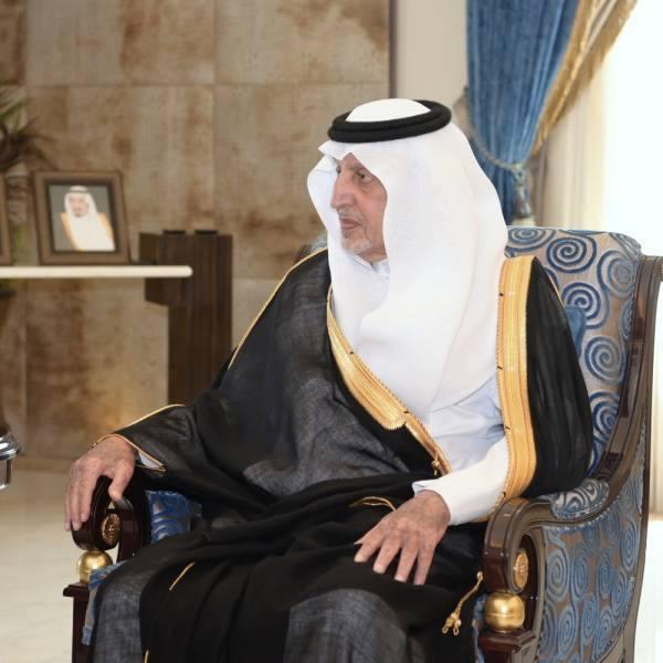 الفيصل يستقبل القنصل المصري