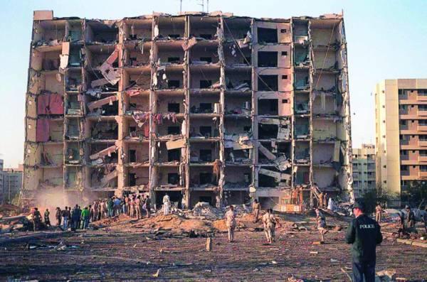 محكمة أمريكية تأمر إيران بدفع 879 مليون دولار عن تفجير أبراج الخُبر