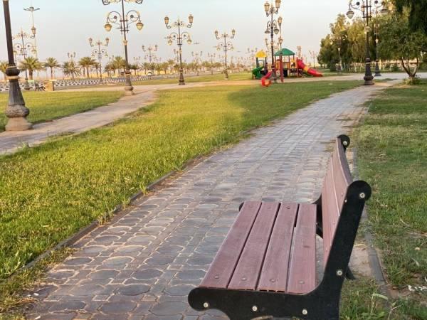 بلدية رفحاء تهيئ 38 حديقة وممر مشاة و145 لعبة للأطفال لاستقبال عيد الأضحى