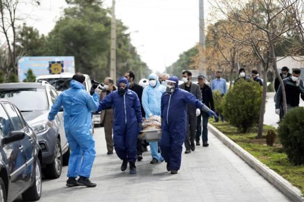 إيران: الوفيات جراء كوفيد-19 تتخطى 15 ألفا