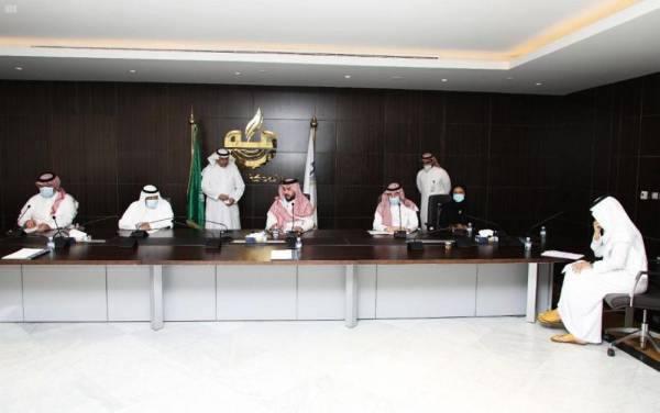 من توقيع الاتفاقية