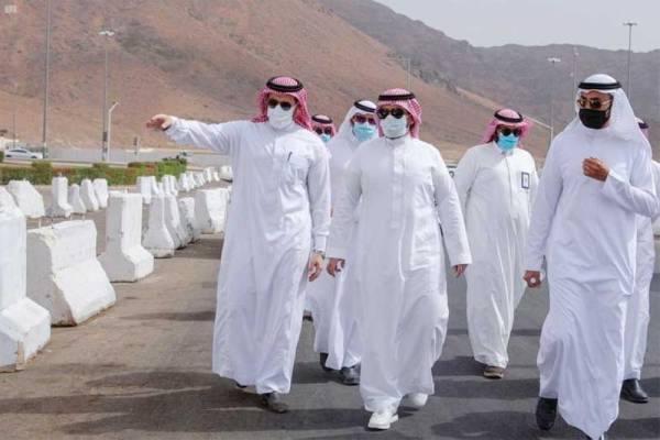 أمين المدينة يتابع الخطة التشغيلية للمسالخ وسوق الأنعام استعداداً لعيد الأضحى المبارك
