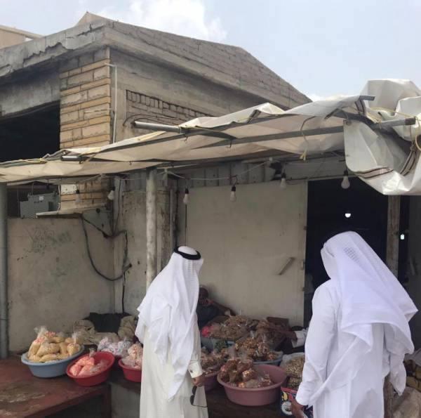 إغلاق 4 مطاعم غذائية في نطاق بلدية المسفلة