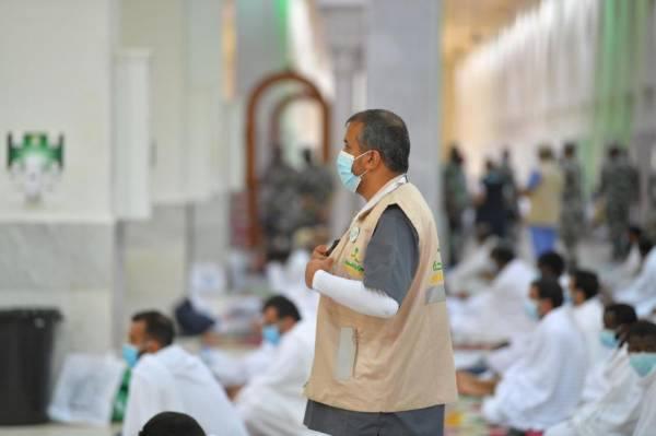 الصحة: لم يتم تسجيل أي أمراض بين الحجاج في عرفات