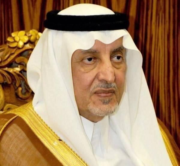 أمير مكة: عيدنا أصبح عيدين برؤيتنا لإطلالة ملكينا الغالي وهو يغادر المستشفى