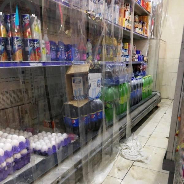 مصادرة 500 كجم مواد غذائية مجهولة بأسواق المسفلة العشوائية