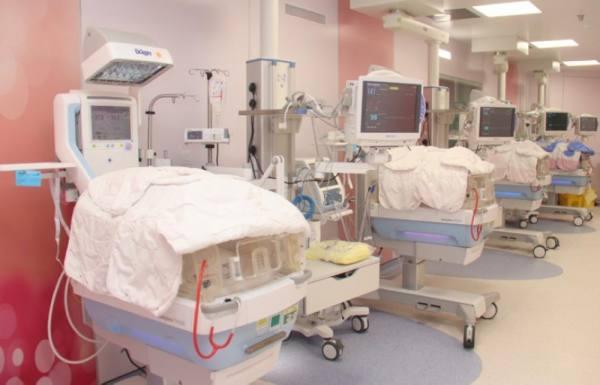 33 حالة ولادة بمستشفى الجوف في الأيام الثلاثة لعيد الأضحى