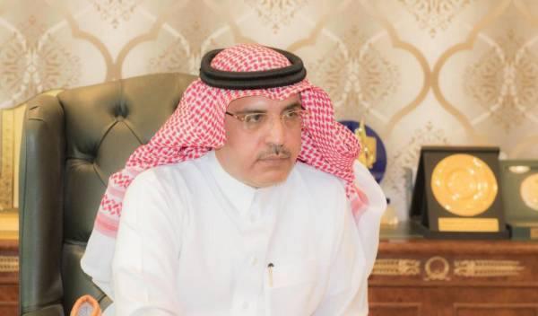 المدير العام للتعليم بمنطقة تبوك إبراهيم بن حسين العُمري