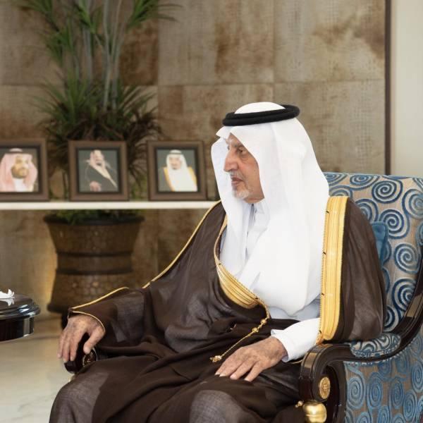 أمير مكة ونائبه يستقبلان قائد قوة الأمن الخاصة الثانية بالمنطقة