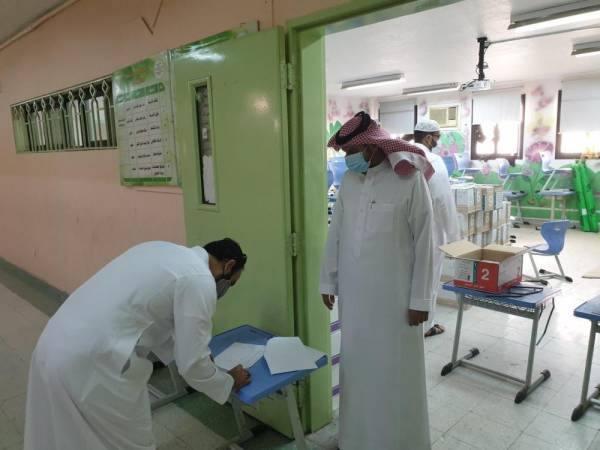 تعليم مكة يبدأ تسليم الكتب الدراسية لـ400 ألف طالب وطالبة