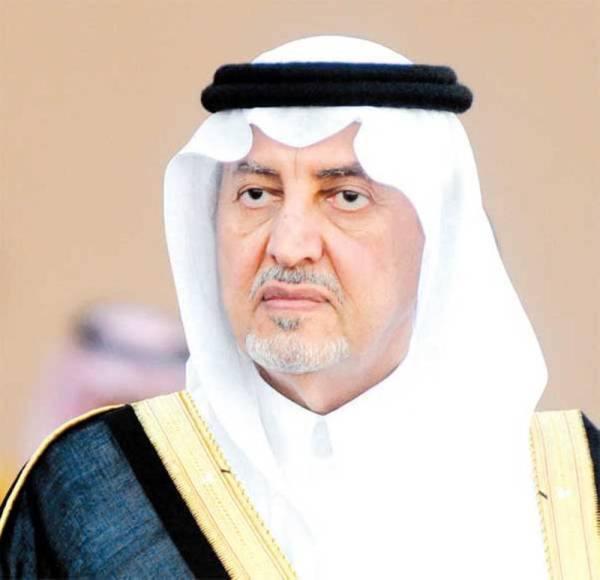 العتيبي مشرفا عاما على مكتب أمير مكة