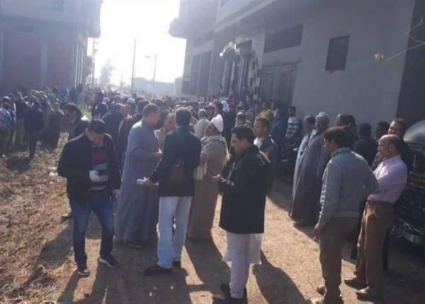 مصر : سجن  42 لمنعهم دفن مصابة كورونا بالمنصورة