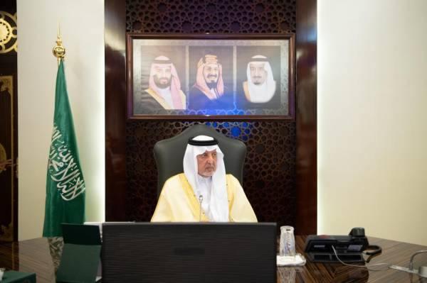 أمير مكة يطلع على 19 مشروعا للمياه و الصرف الصحي