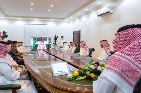 المدينة المنورة : فيصل بن سلمان يطلق نظام مراقبة التعديات على الأراضي والبيئة