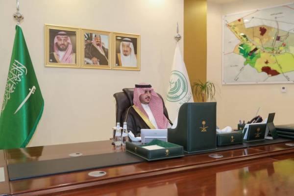 أمير الجوف يوجه بالتركيز على المشروعات الخدمية والصحية والتنموية