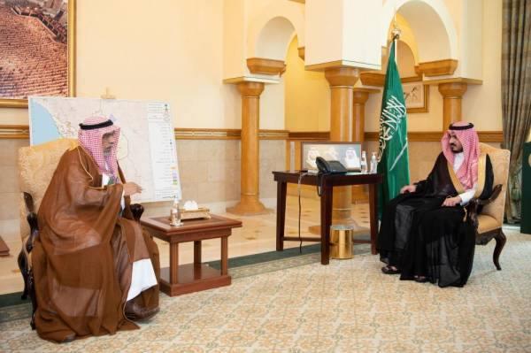 نائب أمير مكة يطلع على أعمال أمانة العاصمة المقدسة خلال جائحة كورونا وموسم الحج