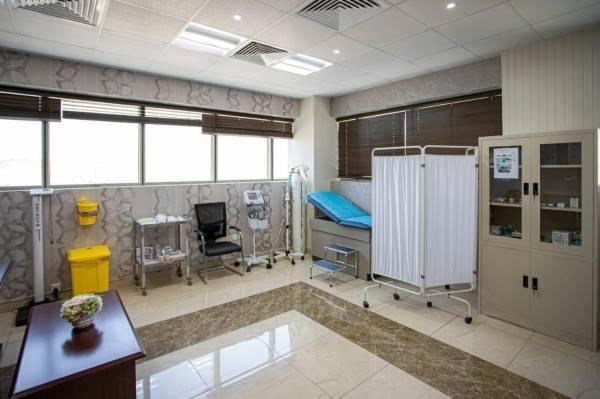 تدشين عيادة الصحة المهنية بالمدينة المنورة