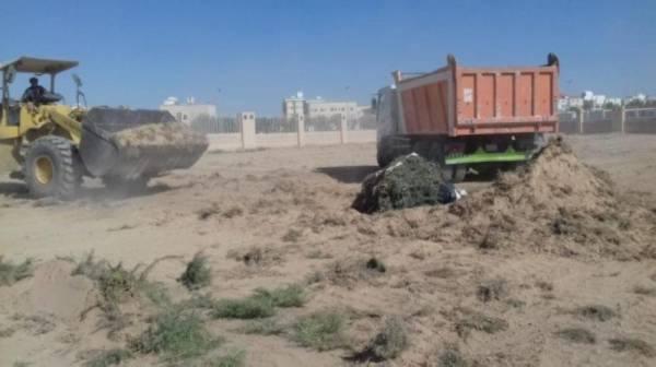 إزالة 92 مليون م2 تعديات على أراضٍ حكومية بالجوف خلال 18 شهرا