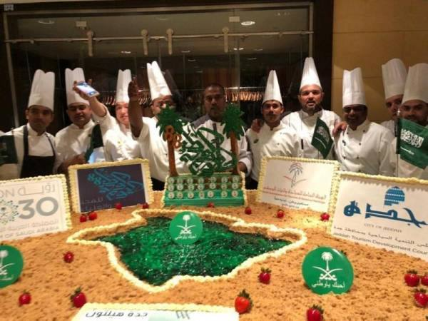 تعمل «هيئة فنون الطهي» على إبراز الطهاة الماهرين من مختلف مناطق المملكة
