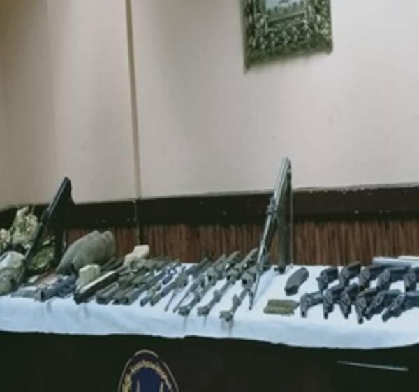 الداخلية المصرية: مقتل 4 مسلحين في تبادل لإطلاق النار مع قوات الأمن