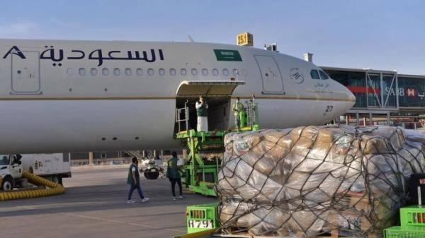 مساعدات عاجلة قدمتها المملكة للبنان