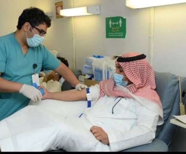 وزارة النقل تطلق حملة التبرع بالدم داخل أروقتها