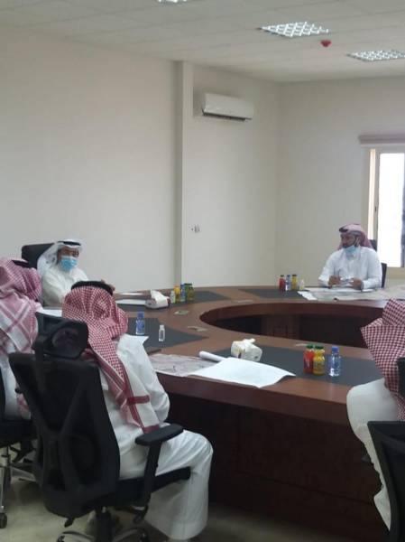 إنشاء غرفة عمليات مشتركة ببلدية الواديين