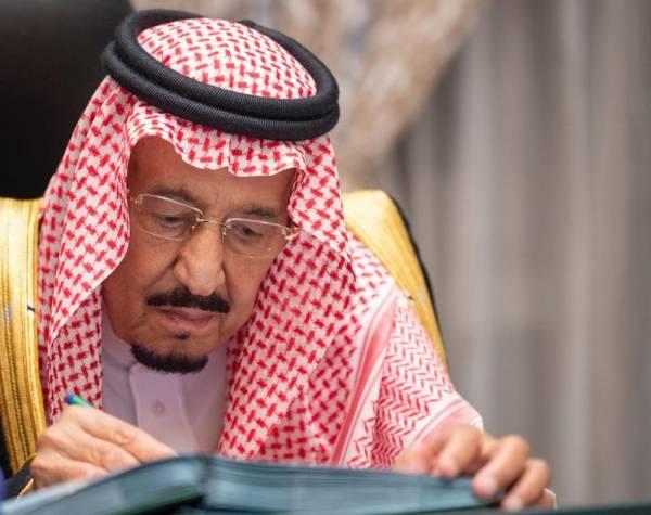 مجلس الوزراء: إنشاء مجمع الملك سلمان العالمي للغة العربية