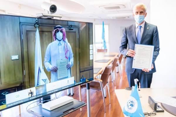 جامعة نايف العربية تنضم إلى شبكة أكاديمية الإنتربول العالمية