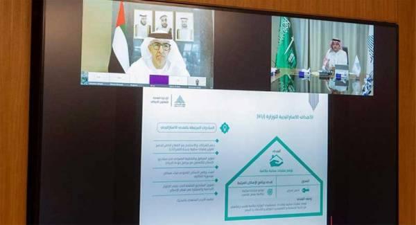 لقاء سعودي - إماراتي لبحث جهود الإسكان وتنمية المجتمع