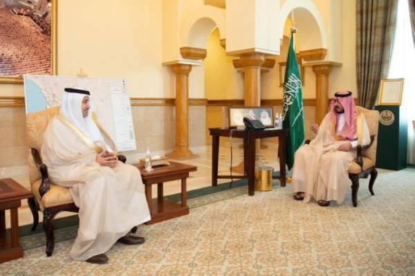 نائب أمير مكة يطلع على الخطط التطويرية لـ
