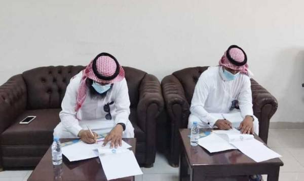 توقيع عقد شراكة مجتمعية بين لجنة التنمية الاجتماعية وجمعية الدعوة والإرشاد بـمحافظة حقل