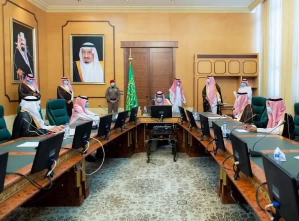 أمير الباحة يوجه الإدارات بمتابعة التعديات على الأراضي الحكومية وتبتيرها
