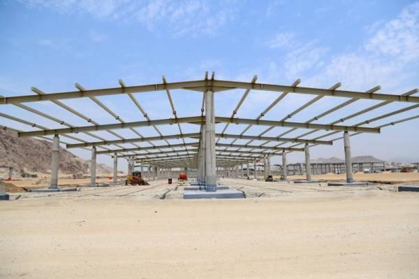 استكمال مشروع النقل العام بمكة